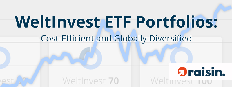 Investing for Everyone – Raisin Launches ETF Portfolios in Cooperation with Vanguard