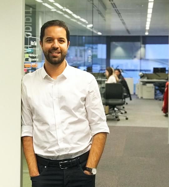 Xavier Capellades, CEO Nomo Banking