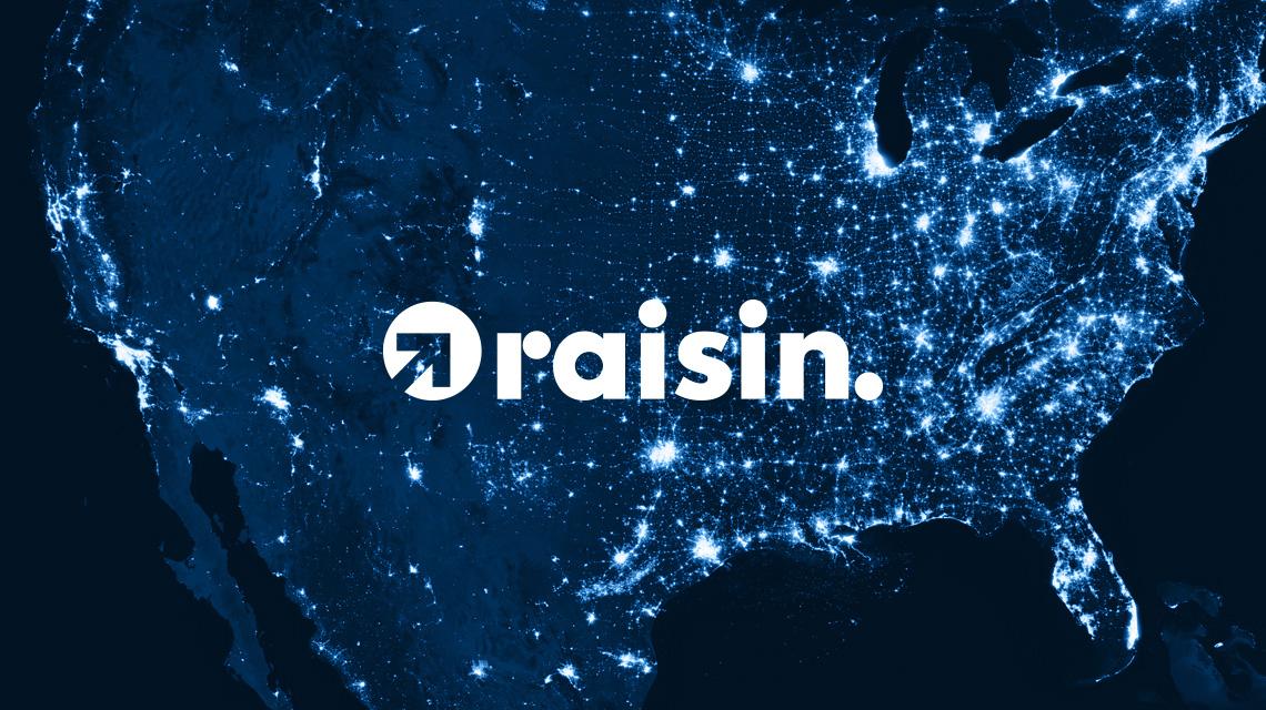 German fintech Raisin to enter $12.7 trillion U.S. deposits market