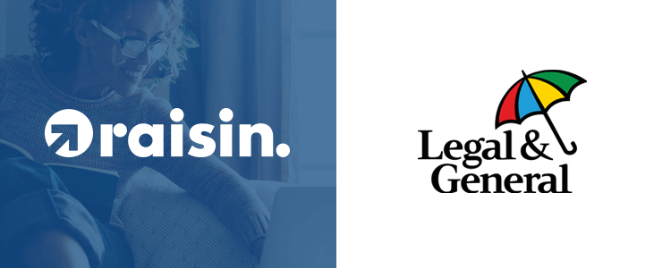 Fintech Raisin strikes major deal: Legal & General banks on UK cash savings market with Raisin UK
