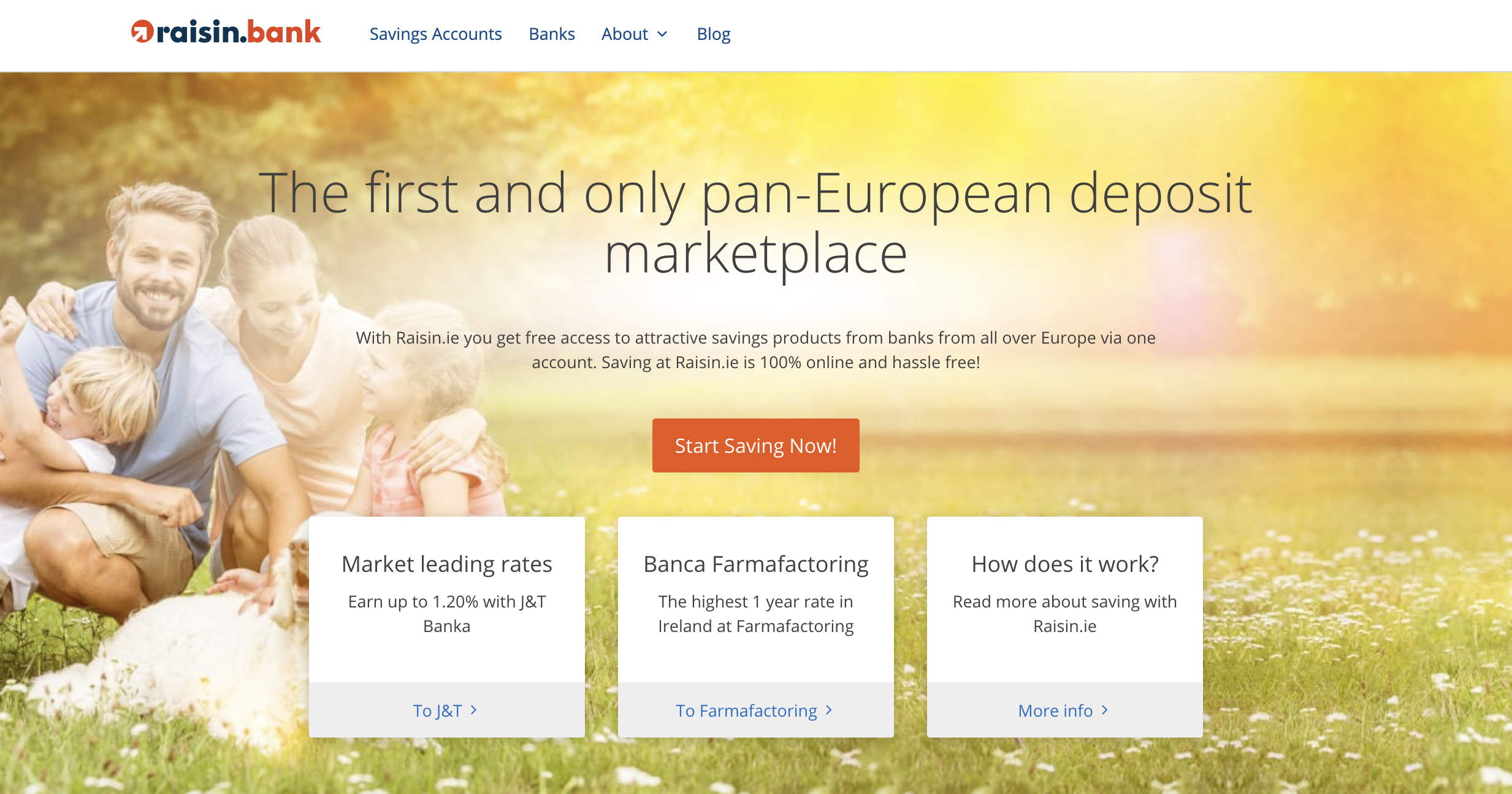 Savings marketplace Raisin.ie launches in Ireland