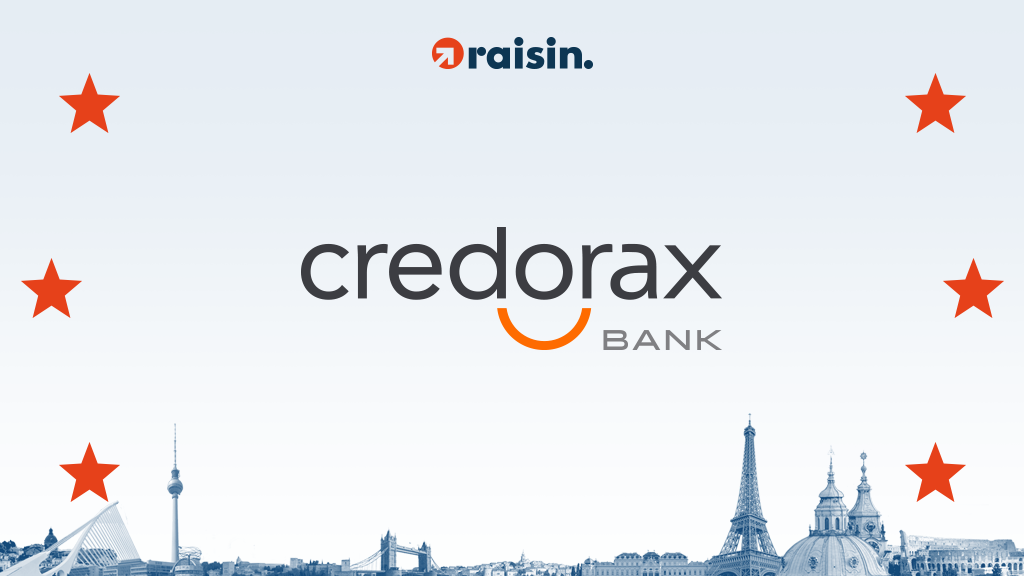 Credorax Partners with Raisin to Offer Exclusive Banking Products to German Market