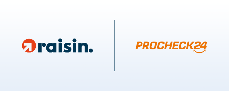 Embedded finance: Raisin and PROCHECK24 launch novel deposits solution for German financial institutions