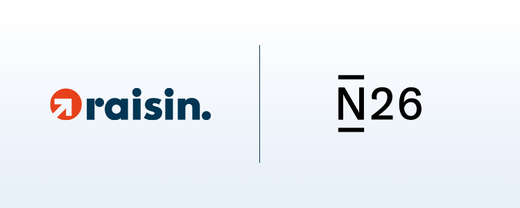Raisin and N26 deliver top interest rates on new overnight accounts