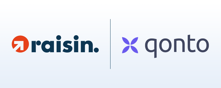 Qonto and Raisin join forces to offer German businesses an escape from negative interest