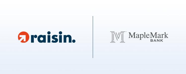 Fintech Raisin to launch with first partner MapleMark Bank