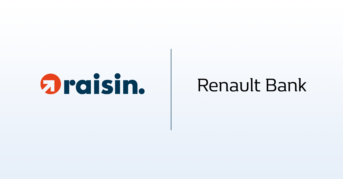 Renault Bank, the savings offer of Renault Group, enters the Netherlands via savings platform Raisin.nl